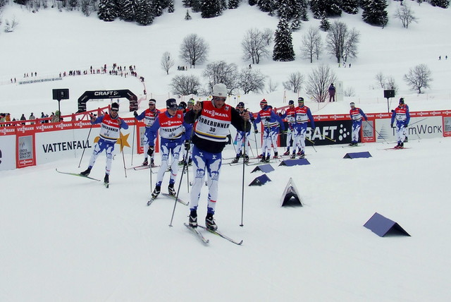 Coupe du Monde La Clusaz - Mass start